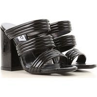 Kenzo Sandals for Women, Black, Patent Leather, 2019, 3.5 4.5 5.5 6.5 7.5
