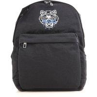 Kenzo Backpack for Women, Black, Nylon, 2019
