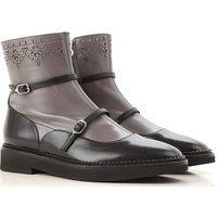 Lautre Chose Boots for Women, Booties On Sale, Black, Leather, 2019, 3.5 4.5 5.5 6.5 7.5