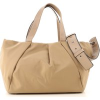 Liviana Conti Tote Bag On Sale, Hazelnut, polyamide, 2019