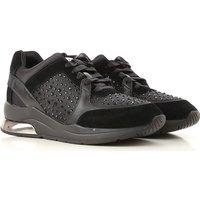 Liu Jo Sneakers for Women On Sale, Black, Neoprene, 2019, 3.5 4.5 5.5 6.5