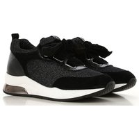 Liu Jo Sneakers for Women On Sale, Black, Fabric, 2019, 4.5 6.5 7.5