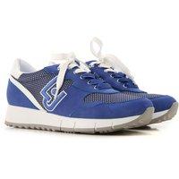 Liu Jo Sneakers for Women, Deep Blue, Leather, 2019, 2.5 3.5 4.5 5.5 6.5