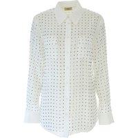 Liu Jo Shirt for Women, White, polyester, 2019, 10 8