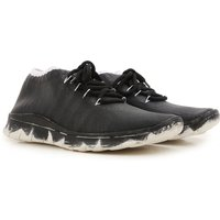 Maison Martin Margiela Sneakers for Men On Sale in Outlet, Black, Painted Fabric, 2019, 10.5 9.5