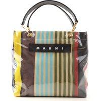 'Marni Top Handle Handbag On Sale, Multicolor, Polyamide, 2019