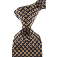Marinella Ties On Sale, Midnight Blue, Silk, 2019