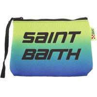 Mc2 Saint Barth Women's Pouch, Green, Neoprene, 2019