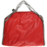 Stella McCartney Tote Bag On Sale, Lipstick Red, polyester, 2019