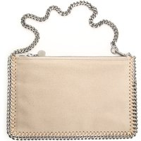 Stella McCartney Shoulder Bag for Women On Sale, Sand, Eco Leather, 2019