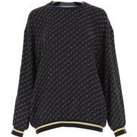 Stella McCartney Sweater for Women Jumper On Sale, Ink, Viscose, 2019, 12 8
