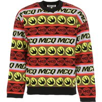 Alexander McQueen McQ Sweater for Men Jumper On Sale in Outlet, Multicolor, Cotton, 2019, L M S XL X