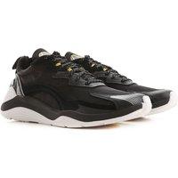 Alexander McQueen McQ Sneakers for Men, Black, Leather, 2021, 6