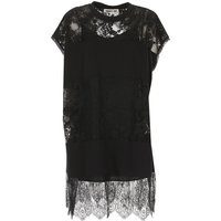Alexander McQueen McQ Dress for Women, Evening Cocktail Party On Sale, Black, Cotton, 2019, 10 12 8
