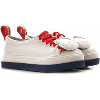 Melissa Kids Shoes for Girls On Sale, White, PVC, 2019, EU 31 - 19 CM EU 32 - 20 CM EU 33 - 20.5 CM