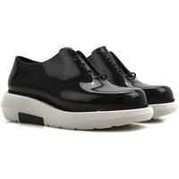 Melissa Womens Shoes, Melissa + Vitorino Campos, Black, PVC, 2017, USA 5 - EUR 35/36 USA 7 - EUR 38