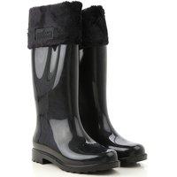 Melissa Boots for Women, Booties On Sale, Black, PVC, 2019, USA 5 - EUR 35/36 USA 6 - EUR 37 USA 7 -