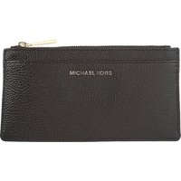 Michael Kors Wallet for Women On Sale, Black, Leather, 2017