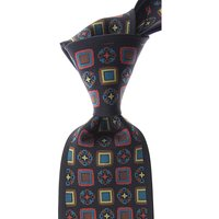 Mila Schon Ties On Sale, Coal, Silk, 2019