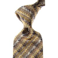 Missoni Ties On Sale, Yellow, Silk, 2021
