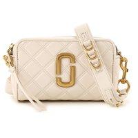Marc Jacobs Shoulder Bag for Women On Sale, Ivory, Leather, 2019