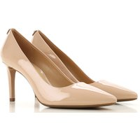 Michael Kors Pumps & High Heels for Women On Sale in Outlet, blush, Patent Leather, 2019, 2.5 3.5