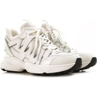 Michael Kors Sneakers for Women On Sale, White, Leather, 2019, 3.5 4.5 5.5 6.5 7.5