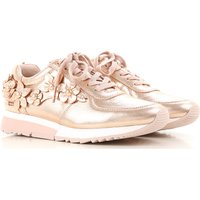 Michael Kors Sneakers for Women On Sale, soft pink, Leather, 2019, 2.5 3 3.5 4.5 6 6.5