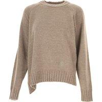 Maison Martin Margiela Sweater for Women Jumper On Sale, Turtledove, Wool, 2019, 10 8