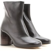 Maison Martin Margiela Boots for Women, Booties On Sale, Black, Black, 2019, 2.5 4.5 7.5