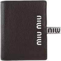 Miu Miu Wallet for Women On Sale, Black, Leather, 2019
