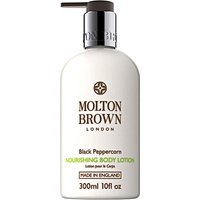 Molton Brown Beauty for Men, Black Peppercorn - Body Lotion - 300 Ml, 2019, 300 ml