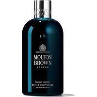 Molton Brown Beauty for Women, Russian Leather - Bath & Shower Gel - 300 Ml, 2019, 300 ml