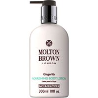 Molton Brown Beauty for Women,  Gingerlily - Body Lotion - 300 Ml, 2019, 300 ml