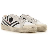 Moa Master of Arts Sneakers for Men On Sale in Outlet, White, Leather, 2019, 6.5 9