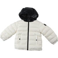 Moncler Baby Down Jacket for Boys, White, polyamide, 2019, 18M 24M 2Y 3Y