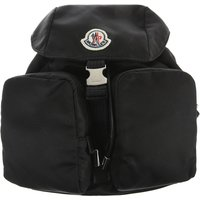 Moncler Backpack for Women On Sale, Black, polyester, 2021