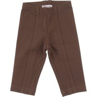 Monnalisa Baby Pants for Girls On Sale in Outlet, Brown, Viscose, 2021, 12M 6M 9M