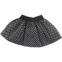 Monnalisa Baby Skirts for Girls, Navy Blue, polyester, 2019, 12M 18M 2Y 3Y 6M 9M