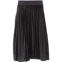 Monnalisa Kids Skirts for Girls, Black, Viscose, 2019, 10Y 8Y