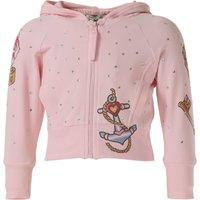 Monnalisa Kids Sweatshirts & Hoodies for Girls On Sale in Outlet, Pink, Cotton, 2017, 3Y 4Y