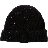 Moncler Hat for Women On Sale, Black, Wool, 2021