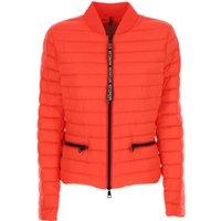 Moncler Down Jacket for Women, Puffer Ski Jacket On Sale, Bright Coral, polyamide, 2019, Moncler 2 -