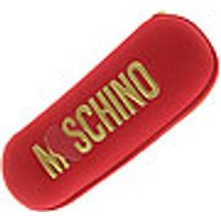 Moschino Womens Accessories On Sale, Red, polyester, 2017