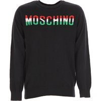 Moschino Kids Sweaters for Boys On Sale in Outlet, Black, Cotton, 2019, 10Y 6Y