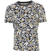 Moschino T-Shirt for Men On Sale, Black, Cotton, 2019, L S XS