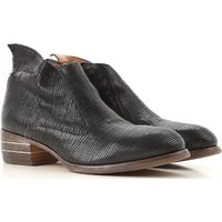 Moma Boots for Women, Booties, Black, Leather, 2019, 4 4.5 5.5 6 7 7.5