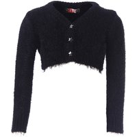 MSGM Kids Sweaters for Girls On Sale in Outlet, Black, polyamide, 2019, 14Y 14Y