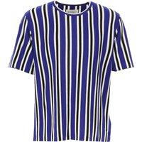 Maison Martin Margiela Sweatshirt for Men On Sale in Outlet, Electric Blue, Wool, 2019, M XL