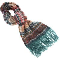 Missoni Scarf for Women On Sale, Turquoise, Wool, 2019